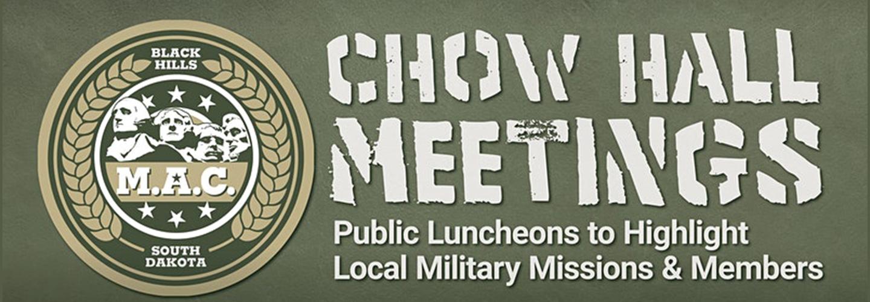 Chow Hall Meeting