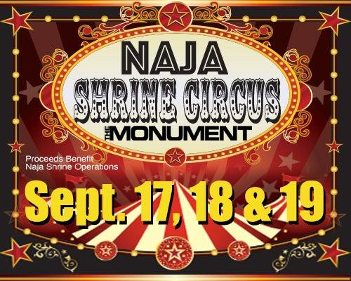 More Info for Naja Shrine Circus 2021