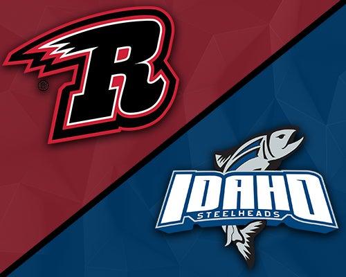 More Info for Rapid City Rush vs. Idaho Steelheads