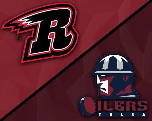 More Info for Rapid City Rush vs. Tulsa Oilers