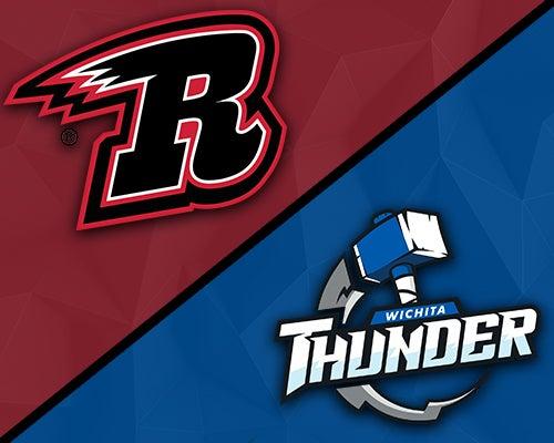 More Info for Rapid City Rush vs. Wichita Thunder