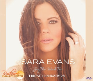 Sara Evans Ticket Info Here
