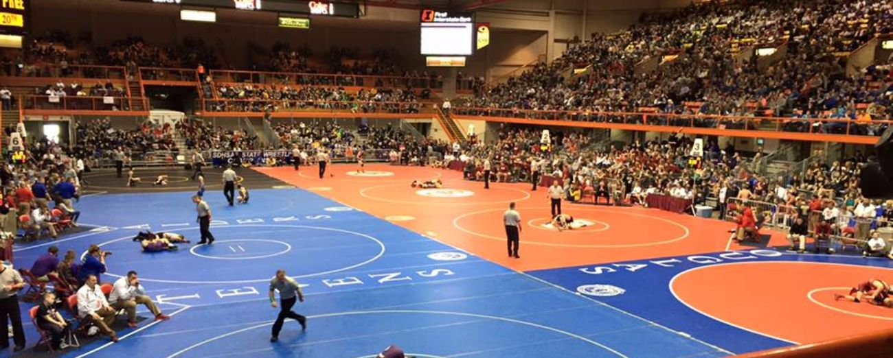 Class A State High School Wrestling Tournament 2021